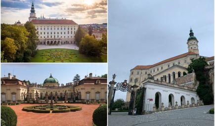 Tipy na hrady a zámky v Česku, ktoré sú len kúsok od hraníc