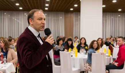12. ročník Konferencie Učíme pre život: učiteľ má málo učiť a žiak sa má veľa naučiť