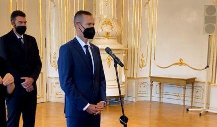 Prezidentka: Skúsenosti M. Tótha treba zužitkovať pri jeho ďalšej práci s deťmi