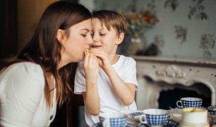 13 tipov, ako ísť dieťaťu príkladom, aby sa z neho stal dobrý človek