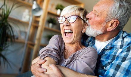 Páry, ktoré sa spolu smejú, vydržia spolu dlhšie