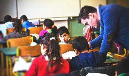 Nič ma v živote neobohatilo viac ako práca učiteľa