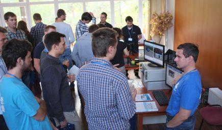 Na Technical Computing Camp-e získajú študenti inšpiráciu a zaujímavé kontakty