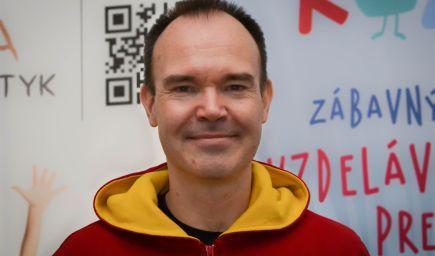 Peter Vesterbacka: Fun Learning chce využiť potenciál počítačových hier vo vzdelávaní aj na Slovensku