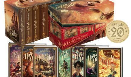 Špeciálny Harry Potter BOX k 20.výročiu