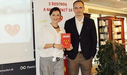 V Bratislave pokrstili knihu iMAMA. Prináša príbehy inšpiratívnych slovenských žien po deťoch