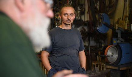 ROZHOVOR: Povolanie umeleckého kováča sa dedí z generácie na generáciu