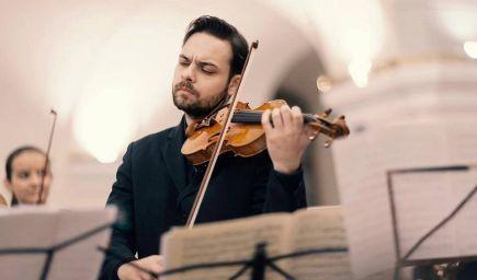 Husľový virtuóz Dalibor Karvay: Aby dieťa mohlo uspieť v tom, čo miluje, talent mu nestačí