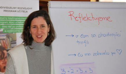 Viera Lasáková: Feedforward vás učí pozerať do budúcnosti a sústrediť sa na pozitívne veci