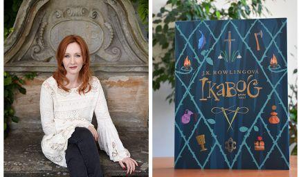 Rowlingová prináša po Harry Potterovi deťom ďalší magický príbeh. Ikabog