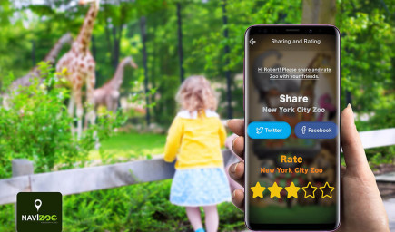 Milujete návštevy zoologických záhrad? Slovenská aplikácia NaviZoo vám pomôže s orientáciou v každej ZOO