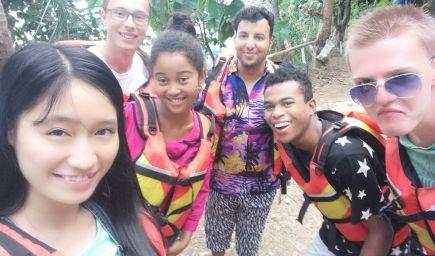 Slovák z Martina študuje na Sumatre: Po príchode na Sumatru som bol v šoku, ale časom sa dá zvyknúť na všetko