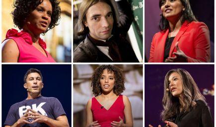 10 vynikajúcich TED videí pre učiteľov