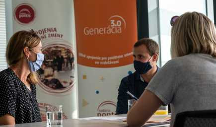 Nadácia Pontis podporí projekty, ktoré prinášajú inovácie vo vzdelávaní