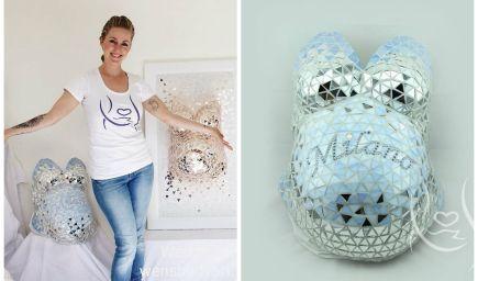 Umelkyňa robí nezabudnuteľné tehotenské brušká