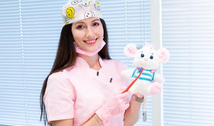 Zubná lekárka Andrea Hrubá: S deťmi by ste mali chodiť na preventívne prehliadky dvakrát ročne