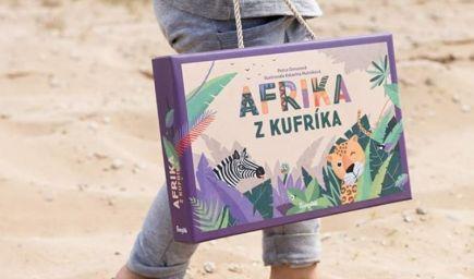 Zabavte svoje deti. Afrika z kufríka poteší aj prekvapí
