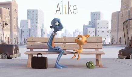 ALIKE: Krátky film o tom, ako na mnohé veci v živote prídeme, až keď máme deti