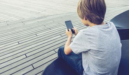 Negatívny vplyv mobilov a tabletov na deti