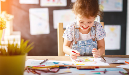 Kresbové testy: Čo všetko psychológom prezradí detská kresba?
