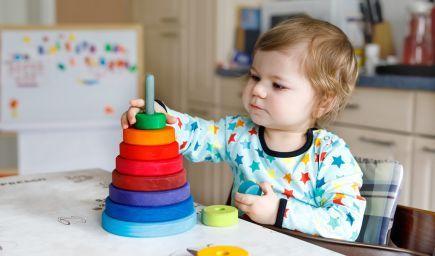 Malým deťom dávajte čo najjednoduchšie hračky. Tie najdrahšie a najdokonalejšie sú najhoršie, radia pediatri
