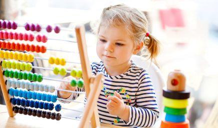 Matematika pre najmenších: Zábavné aktivity pomocou, ktorých sa dieťa naučí čísla