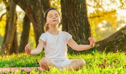Mindfulness pre deti