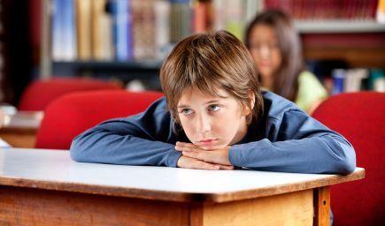 Prvý stupeň základnej školy nie je pre deti tak bezstarostné obdobie, ako sa na  prvý pohľad zdá