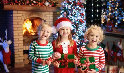 Koľko darčekov by dieťa malo dostať pod stromček?
