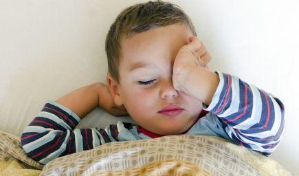 Ako vplýva vynechanie spánku počas dňa na dieťa