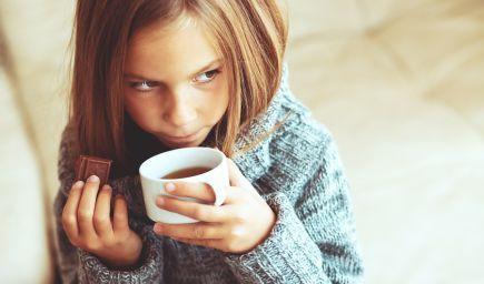 Aj strava ovplyvňuje správanie detí
