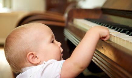 Aký má hudba vplyv na dieťa?