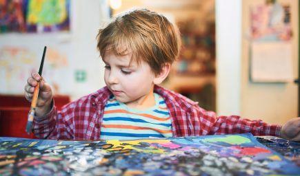 7 dôležitých dôvodov, prečo deti podporovať v umení