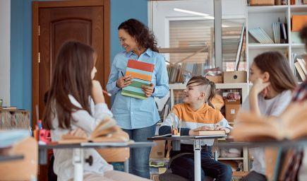 Vážne témy v škole - ako o nich s deťmi hovoriť?