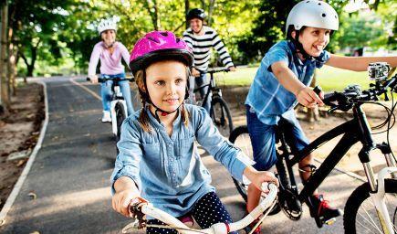 Tipy na cyklotrasy pre rodiny s deťmi: Stredné Slovensko