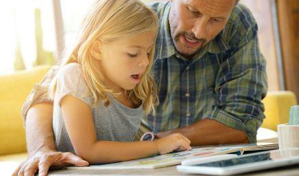 Dyslexia u detí – ťažkosti s čítaním a písaním