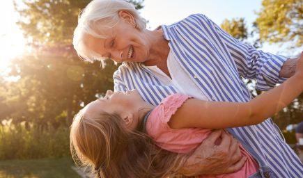 13 vecí, ktoré sa môžete naučiť od starých rodičov