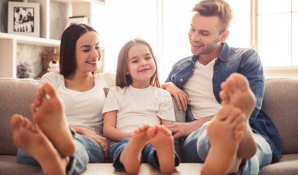 Aj otec ovplyvňuje, ako dcéra vníma svoje telo. Na čo by si mal dávať pozor?