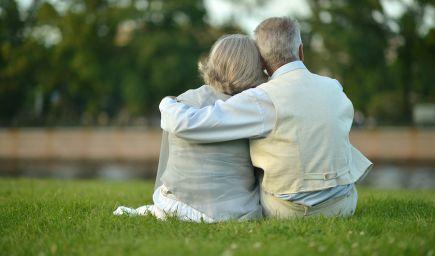 Rozvod starých rodičov je ťažká rana pre všetkých