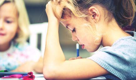 Dysgrafia - problémy s písaním
