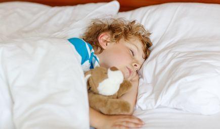 Chrápe vaše dieťa? Môže ísť o Syndróm spánkového apnoe