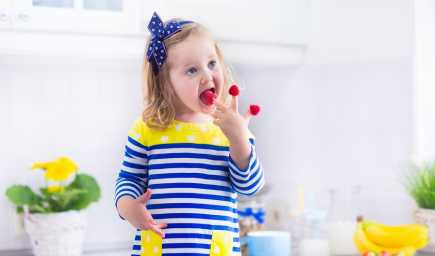 Zábavné aktivity s ovocím a zeleninou pre deti