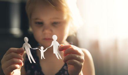 Rozvod rodičov zasiahne každé dieťa. Tieto stratégie pomáhajú zmierňovať jeho dopad na psychiku dieťaťa