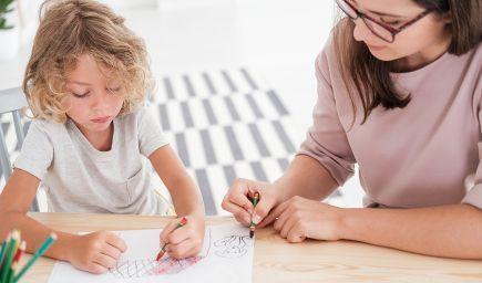 5 užitočných arteterapeutických aktivít pre deti, ktoré môžete využiť aj doma