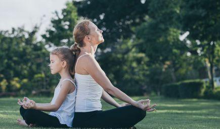 Joga pre deti – v čom spočíva jej čaro?