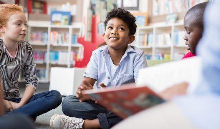Najväčší detský čitateľský maratón chce pritiahnuť deti a mládež ku knihám