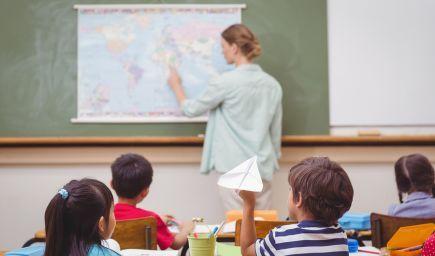 Prvým krokom k efektívnemu vyučovaniu je disciplína v triede