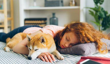 Kvalitný spánok u dieťaťa v puberte