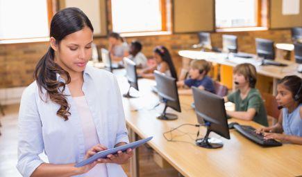 Projekt IT - Akadémia má zlepšiť vzdelávanie v informatike a prírodných vedách