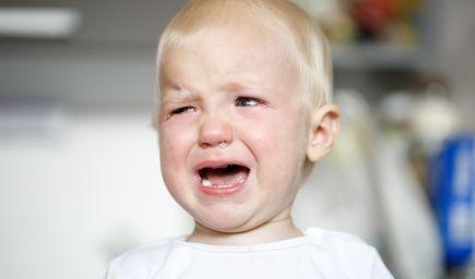 Hysterické scény u dieťaťa bývajú náročné. Ako ich zvládať?